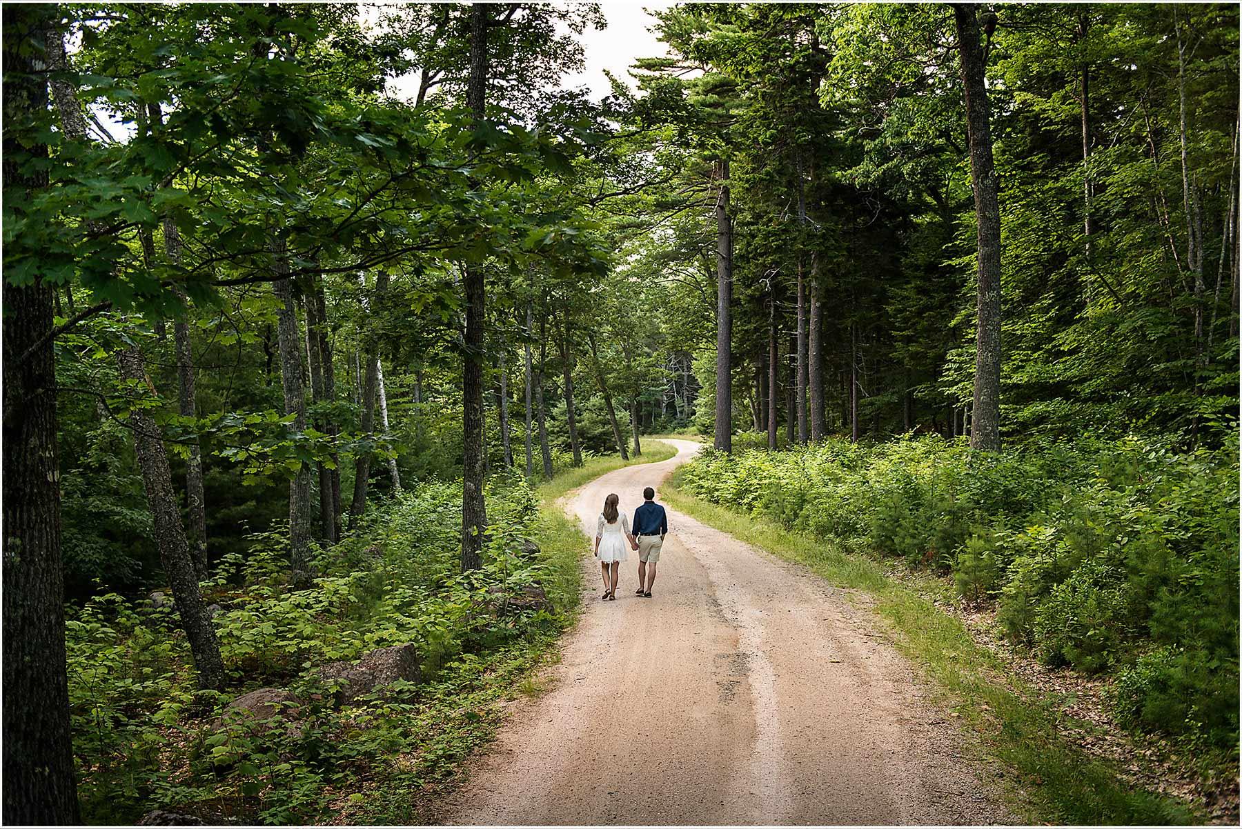 Acadia National Park Engagements