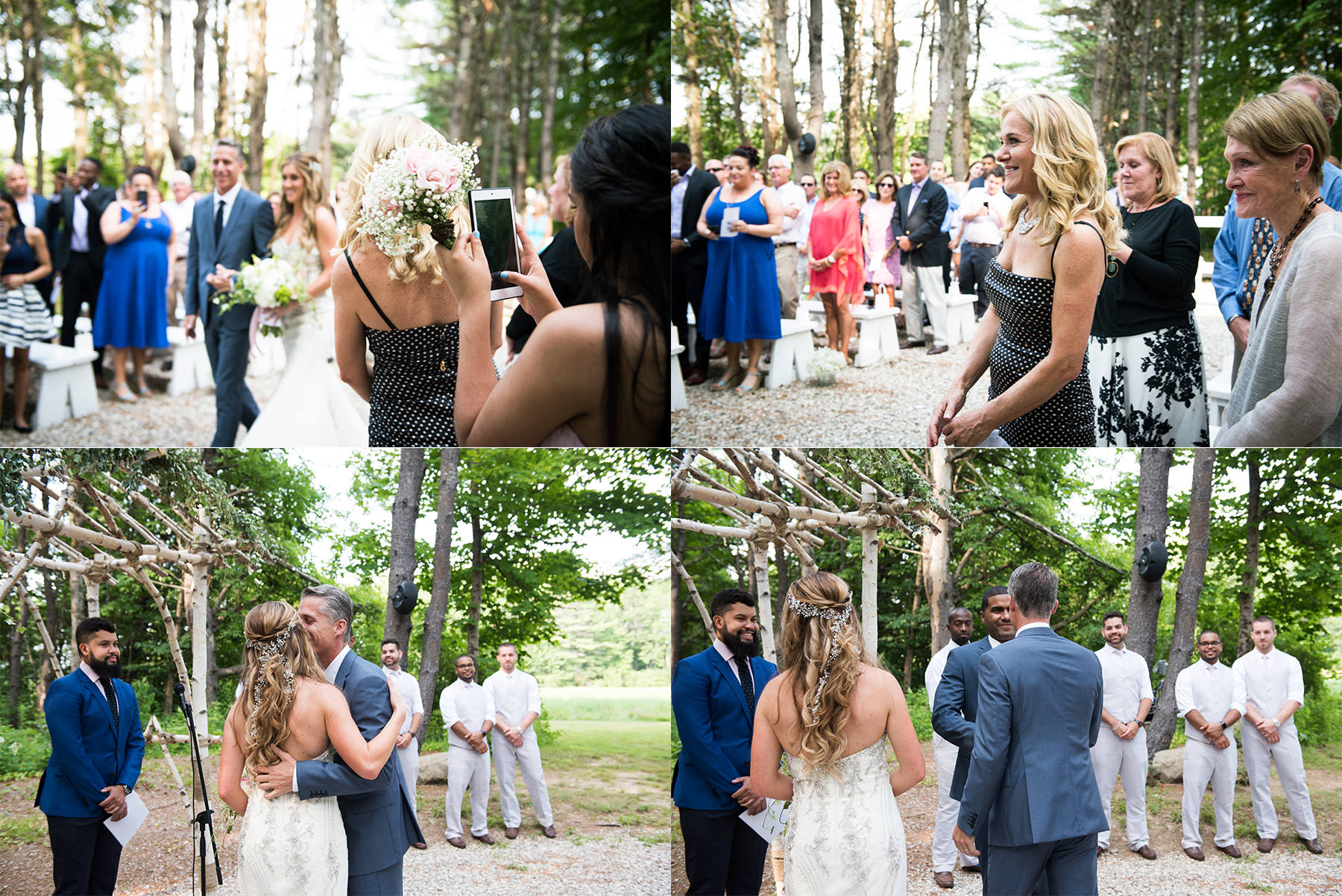 A Maine Barn Wedding at Flanagan Farm by Peter Greeno Photography