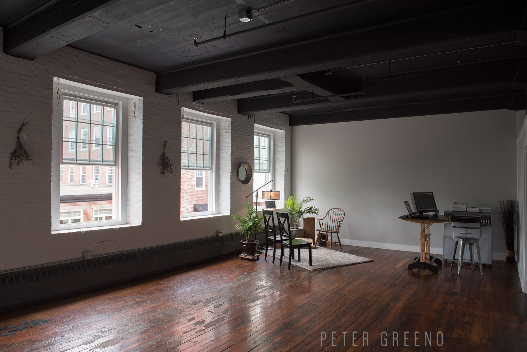 The Studio at Pepperell Mill