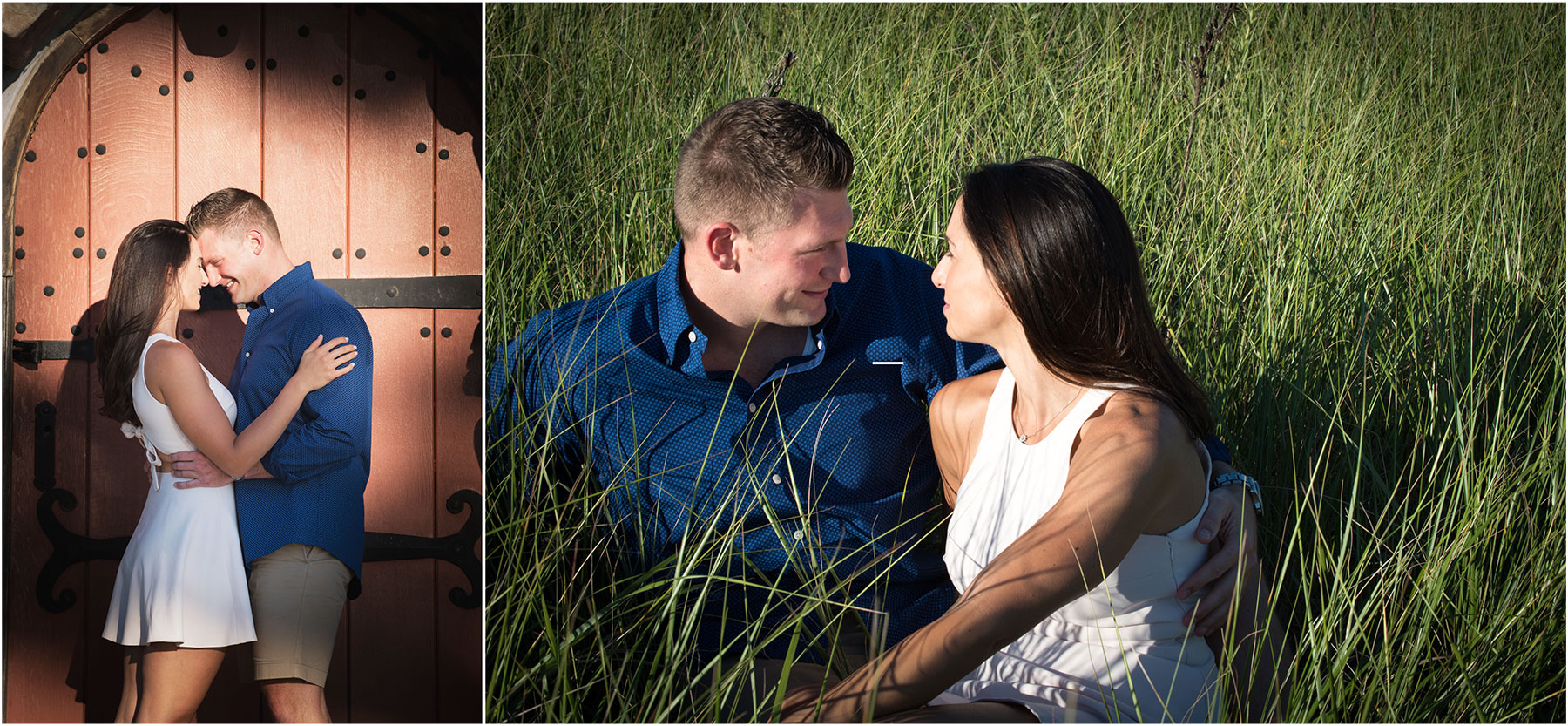 Kennebunkport Engagement Photographers - by Peter Greeno